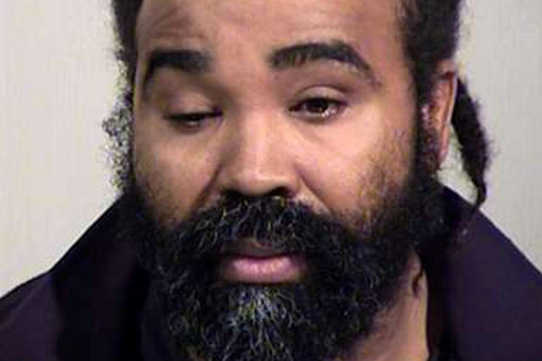 Den 36-årige Nathan Sutherland er onsdag sigtet for voldtægt af en stærkt handicappet kvinde på et plejecenter i Phoenix. Det skete på baggrund af et dna-match mellem Sutherland og den dreng, kvinden fødte i december. Handout/Reuters