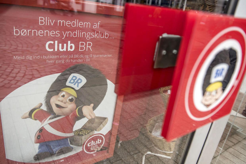Fætter BR-butikker kommer til at genåbne efter at Salling Group har overtaget legetøjskæden. Arkivfoto