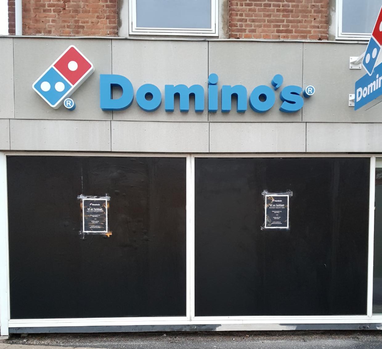 Domino's Pizza gik den 2. marts konkurs i Danmark efter flere dårlige sager om fødevarehygiejne.