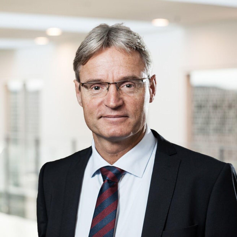 Per Bank er administrerende direktør i Salling Group. Pressefoto