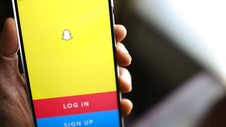 Snapchat lancerer angiveligt nye ændringer.
