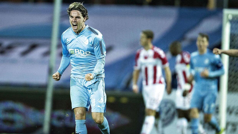 Erik Marxen er ny anfører i Randers FC.
