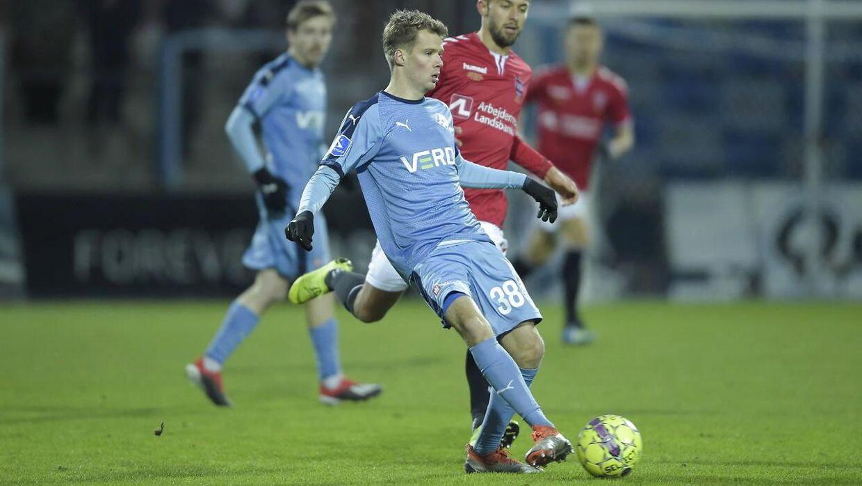 Nicolai Poulsen skifter klub til sommer.
