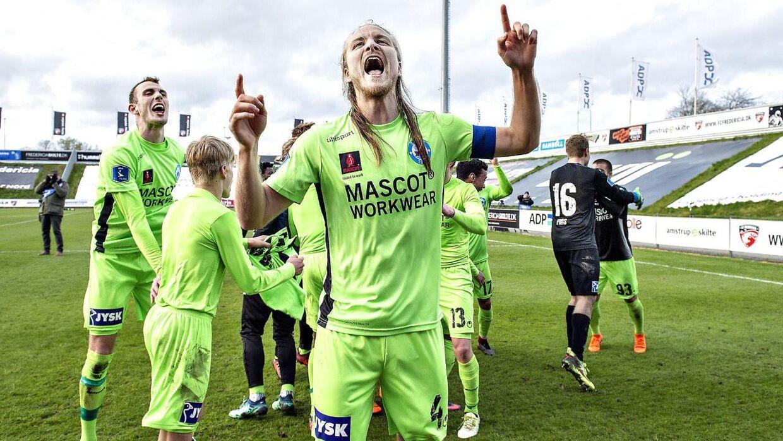 Silkeborg IF spiller lige nu i 1. division.