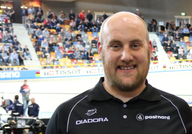 Casper Jørgensen er nomineret for andet år i træk.