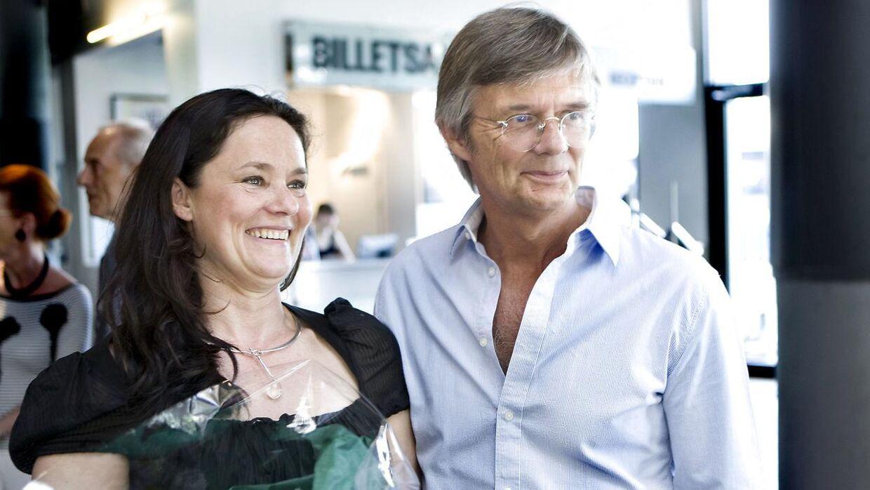 Alba Augusts forældre: Den svenske skuespiller Pernilla August og Bille August. De to er i dag skilt.