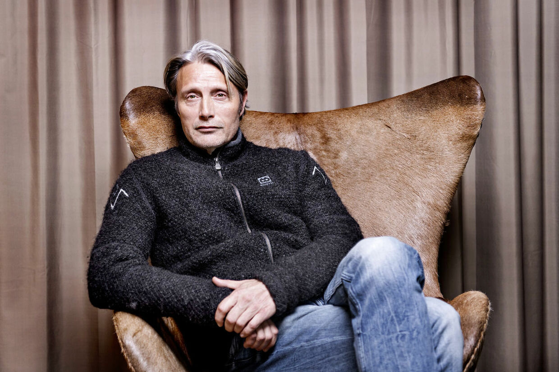 Mads Mikkelsen debuterede som skuespillere i 1996 i filmen Pusher.