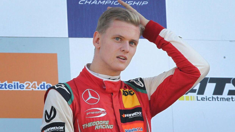 19-årige Mick Schumacher er gået i sin fars fodspor.
