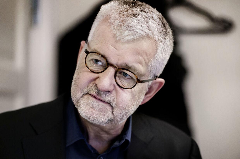 Allan Søgaard Larsen, tidligere direktør i Falck.
