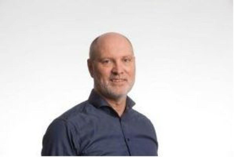 Palle Smed, tidligere chefredaktør på Fagbladet 3F.
