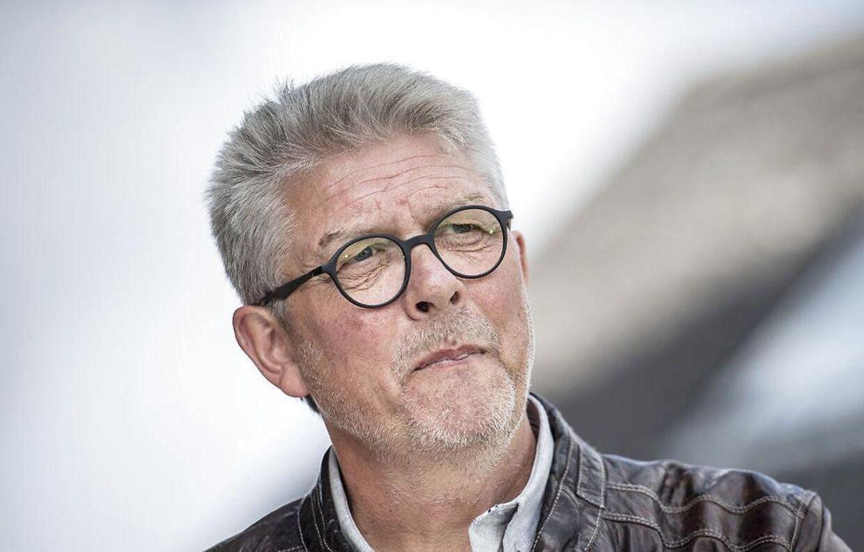 Karsten Hønge, politisk ordfører i SF.