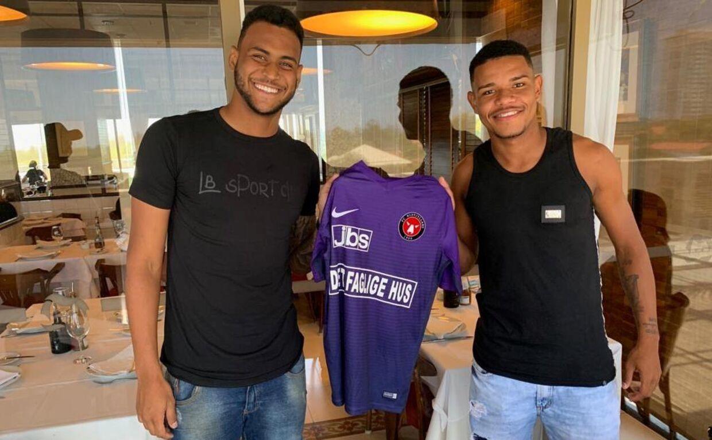 Junior Brumado og Patrick er nye i FCM.