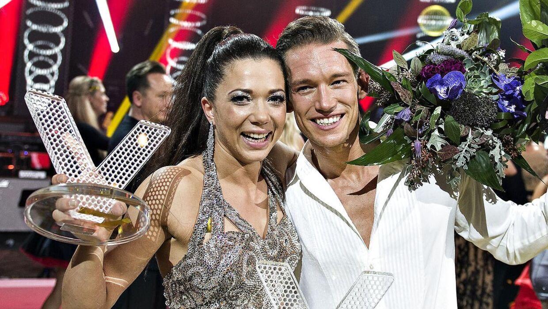 I 2016 vandt hun Vild med Dans.