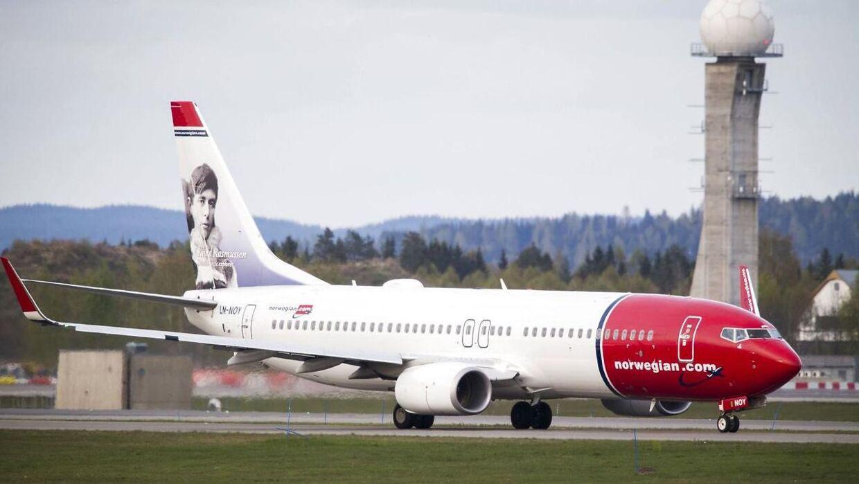 En fejl i et it-system giver store problemer for flytrafikken ind og ud af Norge. (Arkivfoto)