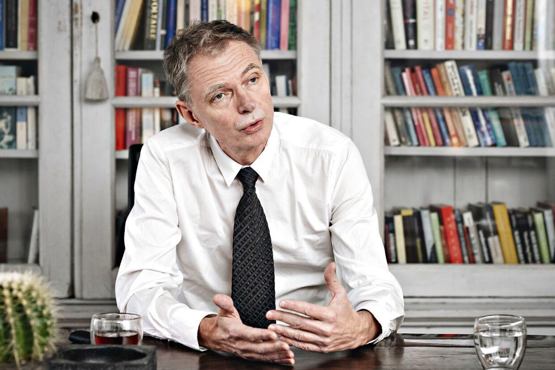 Klaus Riskær Pedersen langer ud efter Søren Pind.