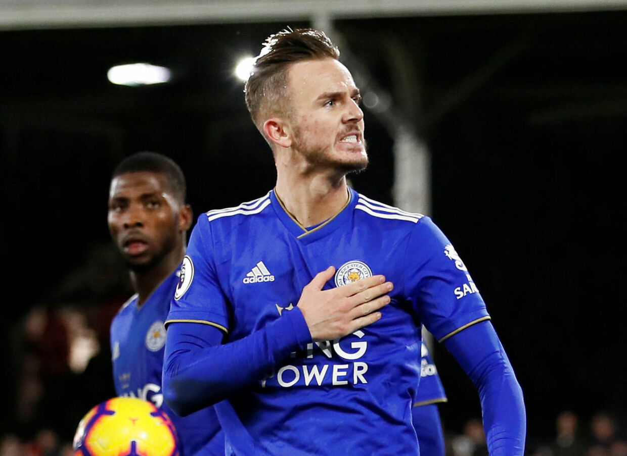 Leicesters James Maddison.