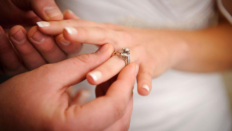 Et ægtepar fra Kuwait blev gift. Tre minutter efter blev de skilt. Foto: IRIS