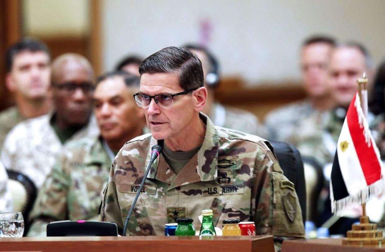 Den amerikanske general Joseph Leonard Votel.