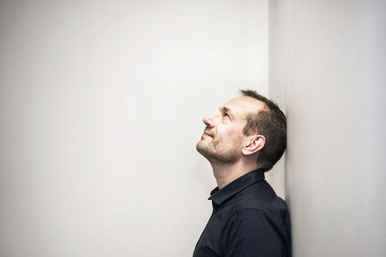 Martin Thorborg, passioneret serieiværksætter.