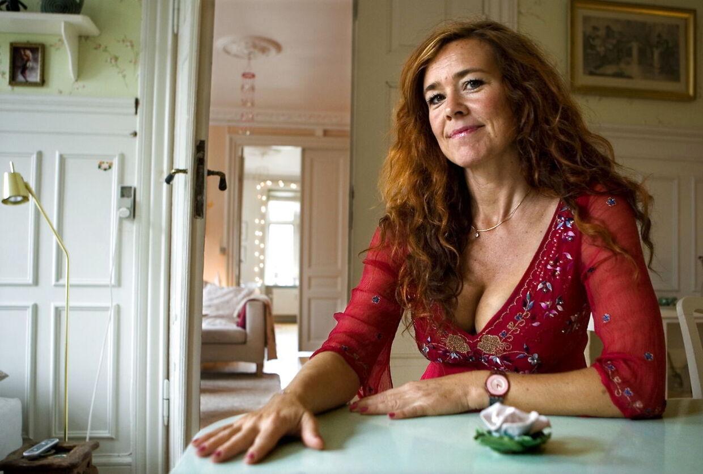Sexologen Joan Ørting i hendes lejlighed i København