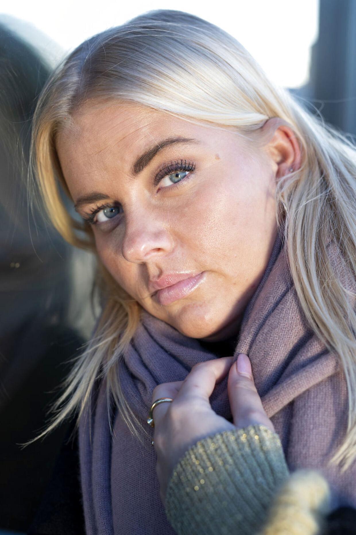 Karoline Sofie Klit efter Præstø-ulykken. København den 11. februar 2019.