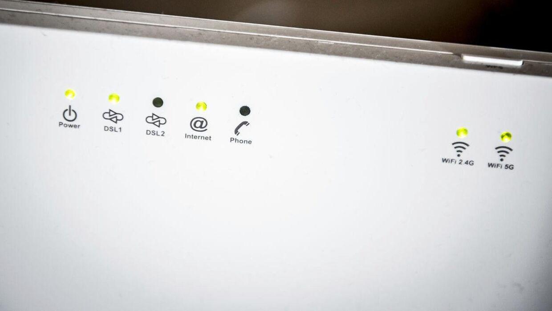 3's nye produkt er en trådløs router, du sætter et simkort i - og så virker det.