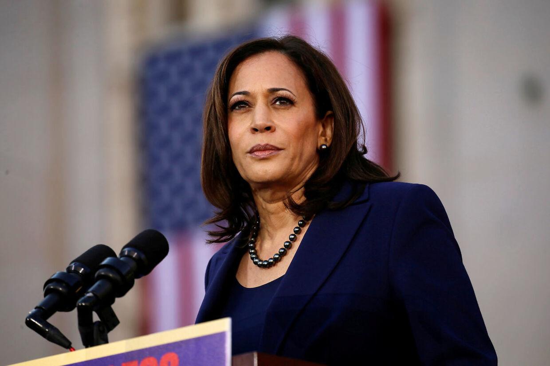 Den demokratiske senator Kamala Harris.
