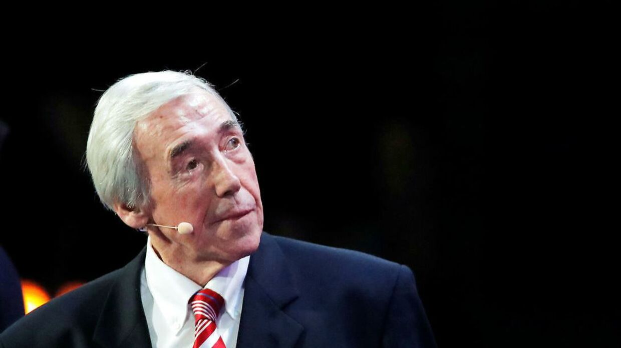 Gordon Banks, arkivfoto.