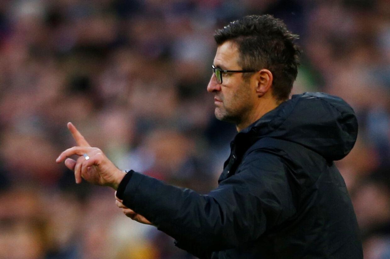 Michael Köllner blev træner for Nürnberg i 2017 og førte sidste år klubben til oprykning. Nu står han uden arbejde.
