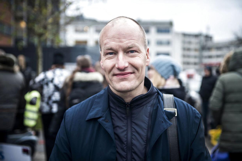 Enhedslistens Pelle Dragsted foruser langvarige forhandlinger og »svenske tilstande«
