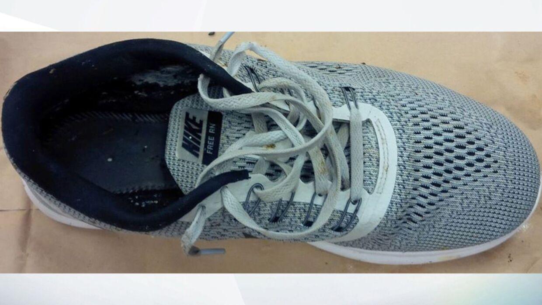 001d4222912 Denne sko skyllede op på kysten i British Colombia, Canada. I den var en.  Denne sko skyllede op på kysten i British Colombia, Canada. I den var en