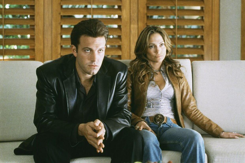 Ben Affleck og Jennifer Lopez.
