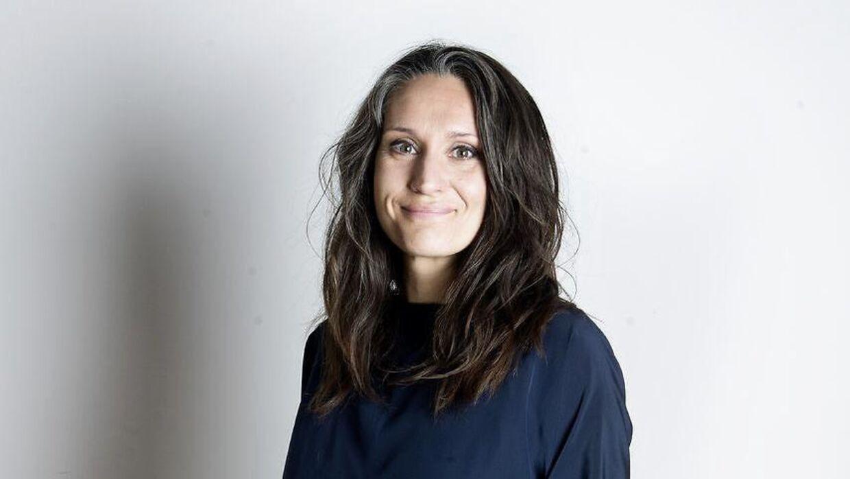 Anja Bo, tidligere studievært på Deadline.