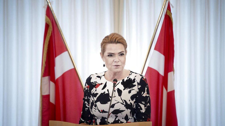 Udlændinge- og integrationsminister Inger Støjberg mener ikke, at integrationsydelsen er for stram. Det slog hun sidste år fast under et samråd i folketinget.