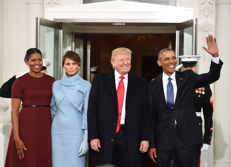 20. januar 2017 flyttede Donald og Melania Trump ind i Det Hvide Hus. Obama-familien flyttede ud. Og det var ved denne lejlighed, at Barack Obama angiveligt fortalte Trump, at han (Obama) var på nippet til at erklære krig mod Nordkorea.