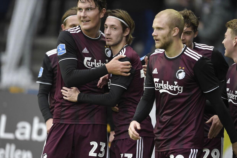 FCK vandt søndag 2-0 ude over Randers,