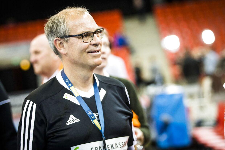 Jan Pytlick har været cheftræner siden 2016, hvilket han også minimum er frem til 2022.