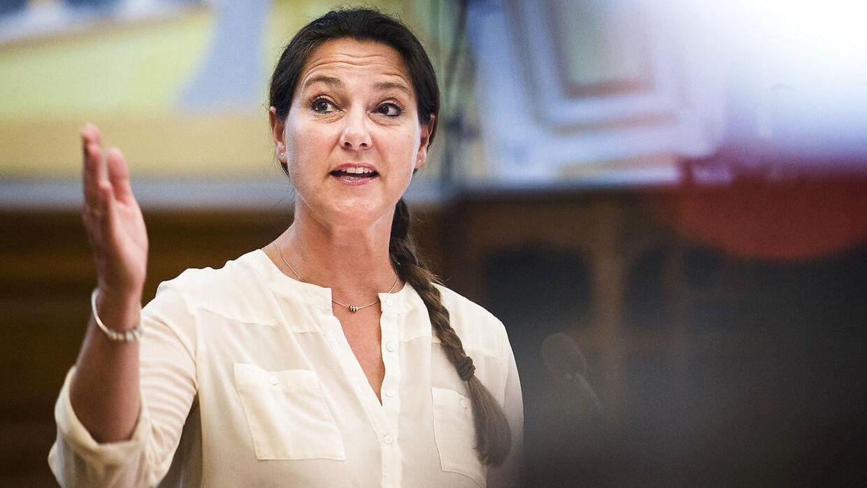 Jane Heitmann, sundhedsordfører for Venstre.