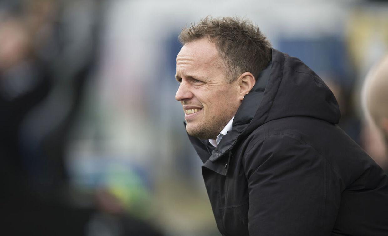 OB-træner Jakob Michelsen.