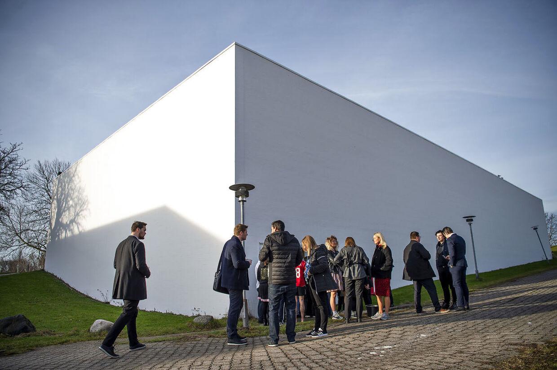 Liberal Alliances Ungdom holder landsmøde på Høje Taastrup Gymnasium, lørdag den 23. februar 2019.