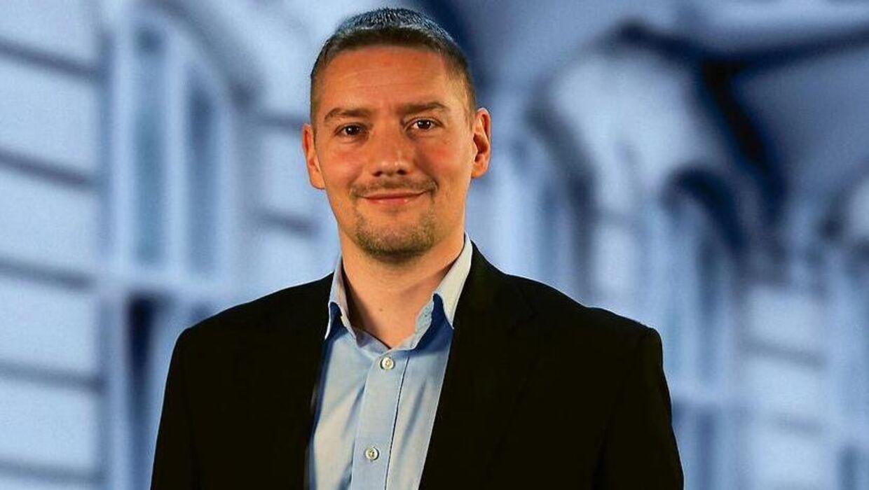Rene Kauland (V) var valgt ind i byrådet i Greve.