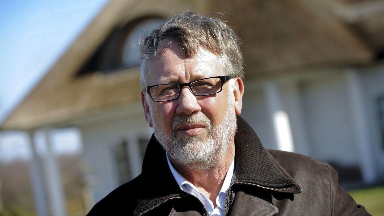Milliardær Peter Stubkjær Sørensen tjener sine penge på ejendoms- og virksomhedsinvesteringer. Arkivfoto