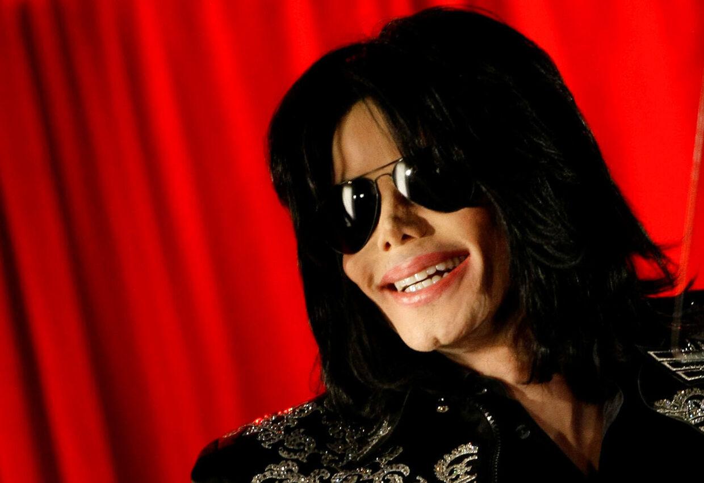 Michael Jackson i 2009.