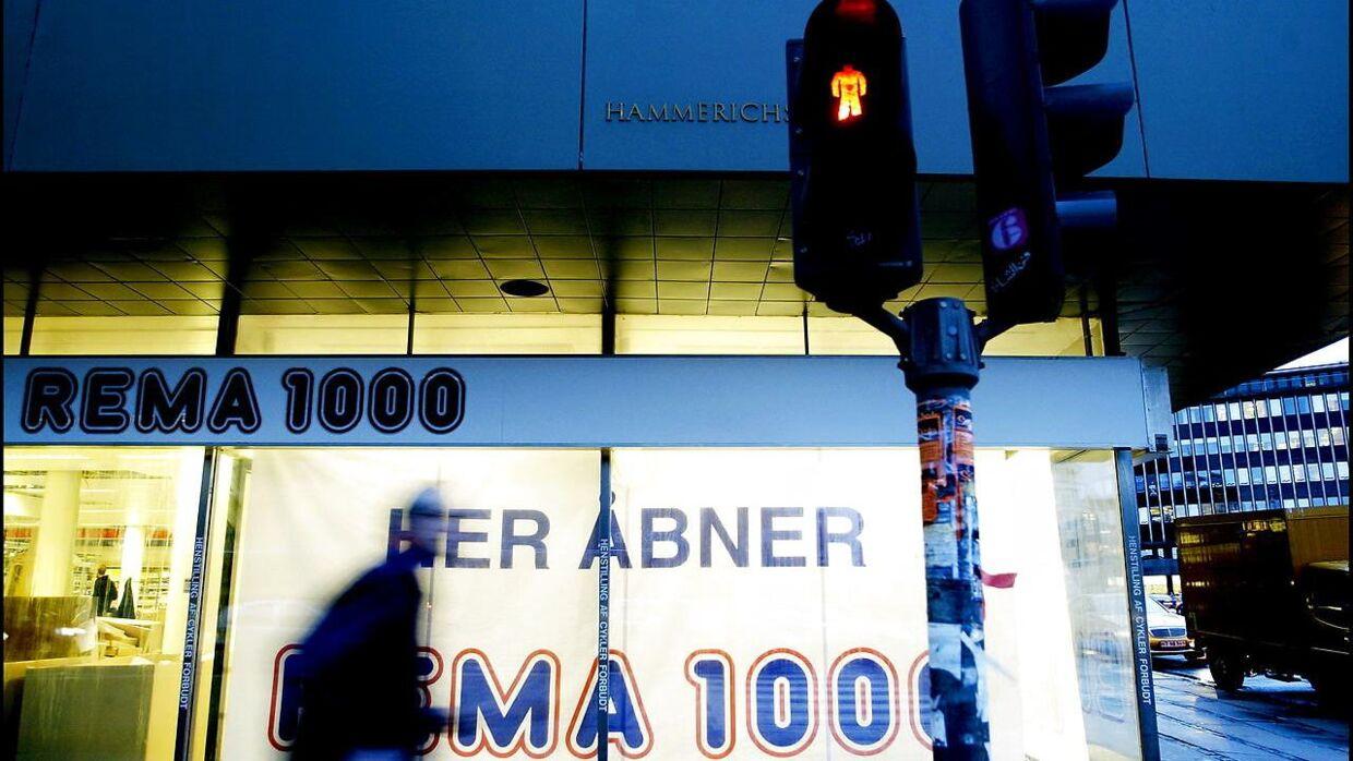 En medisterpølse solgt i Rema1000 bliver nu tilbagekaldt. (Arkivfoto)