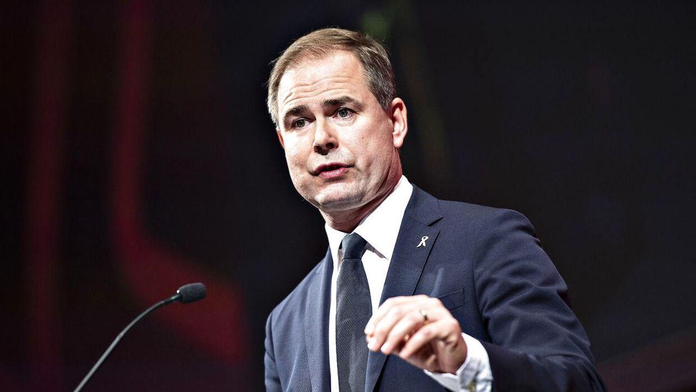 Politisk ordfører hos Socialdemokratiet, Nicolai Wammen, er kommet i uvejr efter et jobopslag inde på frivillig.dk.