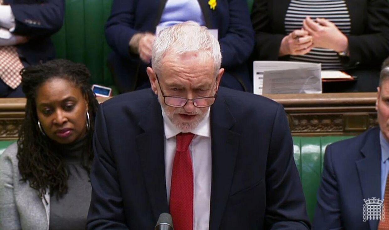 Jeremy Corbyn har markeret sig som en vokal modstander af Theresa Mays Brexit-aftale.