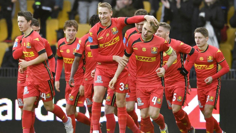 FC Nordsjælland skal helst vinde. Uafgjort kan være nok, hvis andre resultater flasker sig til klubbens fordel.