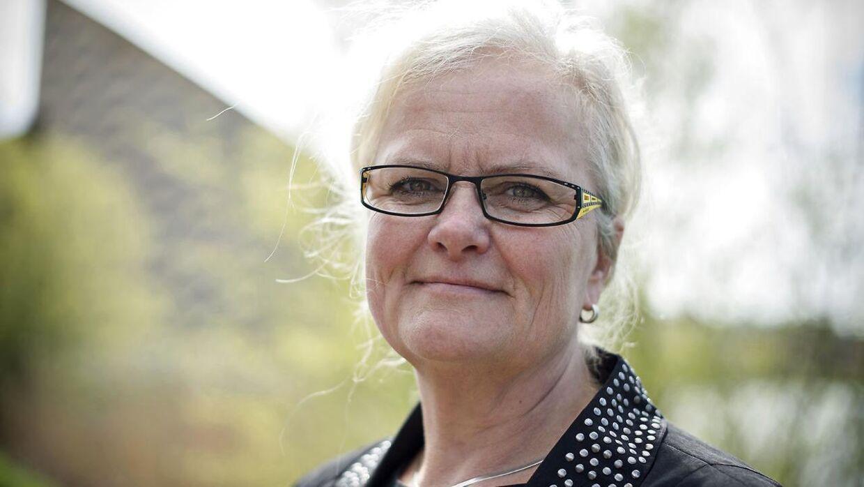 Liselott Blixt får kritik for at tvivle på lægernes faglighed.