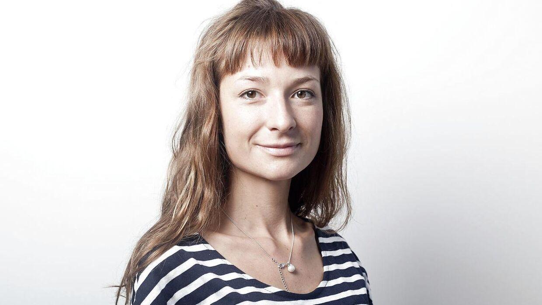 Iben Maria Zeuthen var påvirket af sit interview med Ghita Nørby.