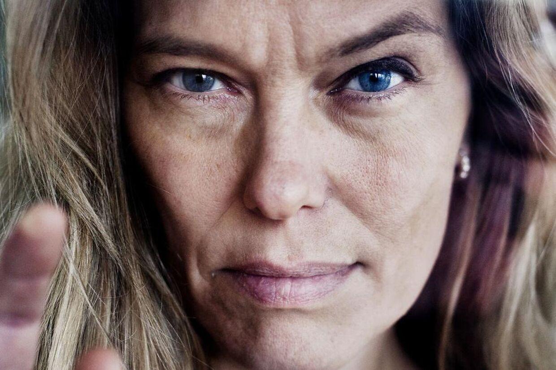 Renee Toft Simonsen, dansk forfatter, psykolog og tidligere fotomodel.